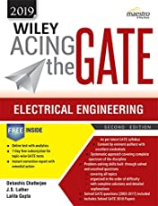 Wiley Acing the GATE: Electrical Engineering (Reprint 2019)