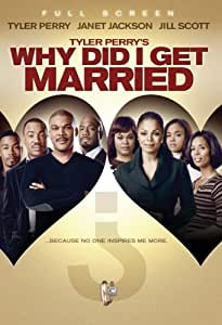 Tyler Perry's Why Did I Get Married [DVD] [2007] [Region 1] [US Import] [NTSC]
