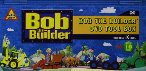 Neil Tools (Bob The Builder - Bobs Tool Box Boxset [DVD])