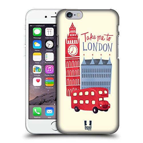 Head Case Designs Ein Gardeoffizier Der Königin Zu Küssen Ich Träume Von London Ruckseite Hülle für Apple iPhone 5 / 5s / SE Reisen
