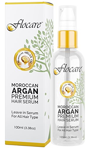 Flocare Moroccan Argan Premium Hair Serum, 100ml