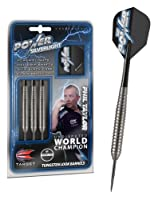 PHIL TAYLOR POWER-SILVERLIGHT, Steeldart 24g