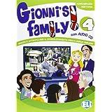 Gionni's family. Con CD Audio. Per la Scuola elementare: 4