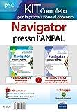Teoria e test per le prove del concorso di navigator presso l'ANPAL. Kit completo: Manuale di preparazione alle prove selettive, test di verifica e ... di informatica. Con software di simulazione