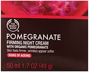 The Body Shop Pomegranate Firming Night Cream