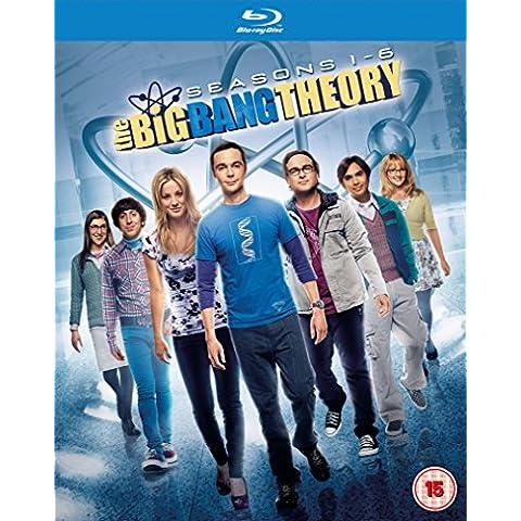Big Bang Theory: Seasons 1-6