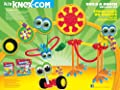 Kid K'NEX Build A Bunch Set for Ages 3+, Construction Educational Toy, 66 Pieces