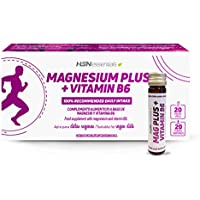 Magnesio Líquido de HSN Essentiales | 375mg a partir de Sulfato + L-pidolato +