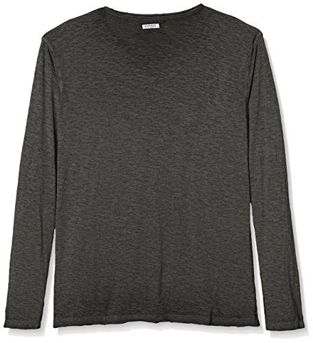 Kaporal Herren T-Shirt Kinge Schwarz - Schwarz
