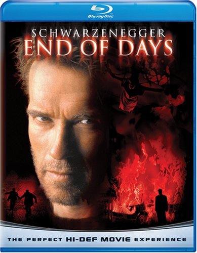 End of Days [Reino Unido] [Blu-ray]
