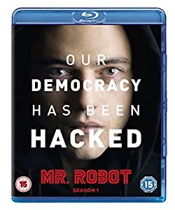 Mr. Robot Season 1 [Blu-ray] [2015]