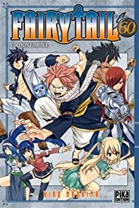 Fairy Tail Edition limitée Tome 60