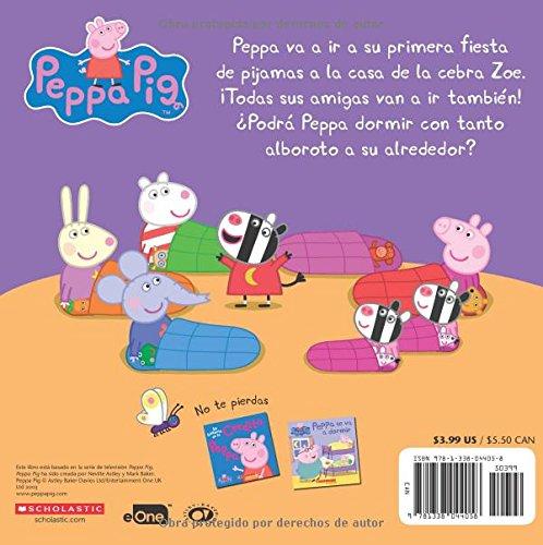 La-Primera-Fiesta-de-Pijamas-de-Peppa-Peppas-First-Sleepover-Peppa-Pig