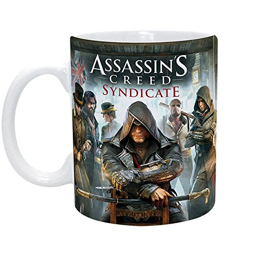 Assassin's Creed – Syndicate Jacob, Evie and The Rooks Tasse