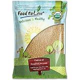 Food to Live Grain D'Amarante Organique (Graines Entières, Non-Gmo, En Vrac) (10 Livres)