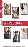 12 romans Passions (nº713 à 718 - Avril 2018)
