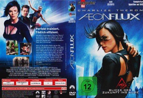 Aeon Flux - Limited Steelbook Edition (DVD)