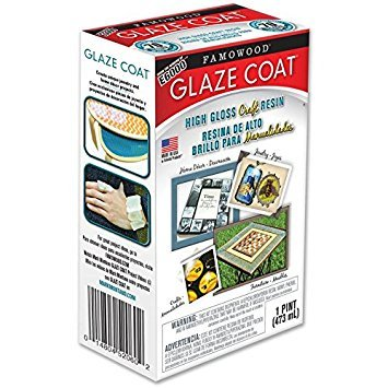 famowood fam52060Craft Glasur Coat Kit Pint -