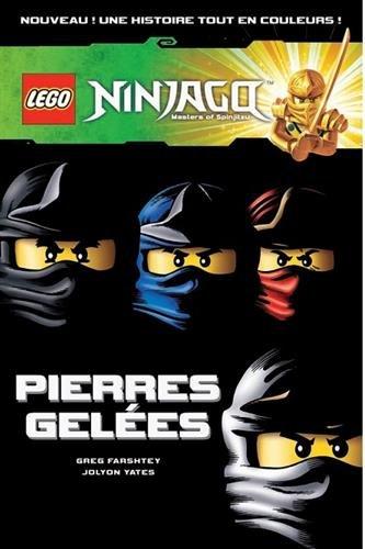 Lego Ninjago Masters of Spinjitzu, Tome ...