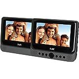 D-JIX PVS 702-39LSM Lecteur DVD portable double 7'