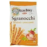 Mulino Bianco Grissini Sgranocchi Croccanti Perfetti come Snack - 220 g