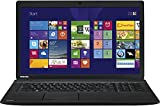 Toshiba Satellite C70-B-216 43,9 cm (17,3 Zoll) Notebook (Intel Core i3 4005U, 1,7GHz, 8GB RAM, 750GB HDD, Radeon R7 M260, DVD, Win 8) schwarz