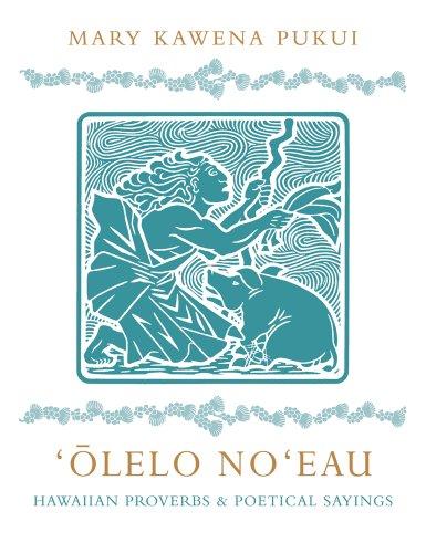 Olelo Noeau: Hawaiian Proverbs and Poetical Sayings (English Edition)