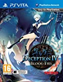 Cheapest Deception IV Blood Ties on PlayStation Vita