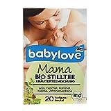 babylove Mama Bio Stilltee Kräuterteemischung (20 Aufgussbeutel Box)