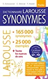 Dictionnaire des synonymes Poche...