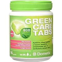 DOMETIC 9107200120– Greencare Tabs, aditivo para depósito de desagüe