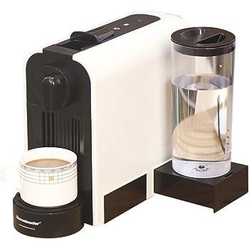 Máquina cápsula de café Nespresso con depósito de agua de 0,8 litros, 1850