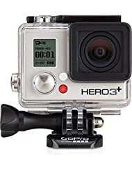 Gopro HERO 3+ Silver Edition NEW Camescopes Action Camera 1080 pixels 10 Mpix (Version Italienne)