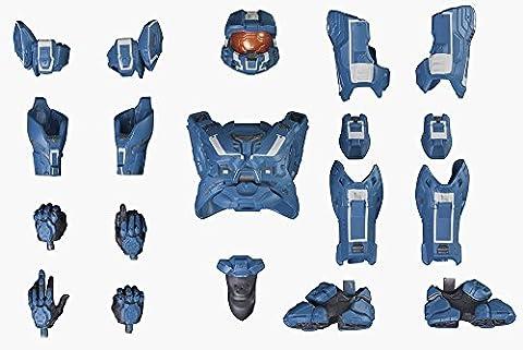 Blue Mark VI Armor for Master Chief (Halo) Kotobukiya ArtFX+ Statue