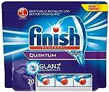 Finish Calgonit Quantum mit Glanz- & Glasschutz,...