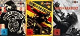 Sons of Anarchy Staffel 1-3 (12 DVDs)