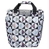 Zapato XXL Einkaufswagentasche mit Klick System und großer Kühltasche Einkaufstasche