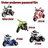 Ersatzakku für Kindermotorrad - 2