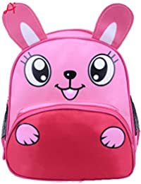 Preisvergleich für PENGYUE Kinderrucksack Kindergartenrucksack Kinder Rucksack Bestickt mit Tier Stickerei Niedlicher Lässig Baby...