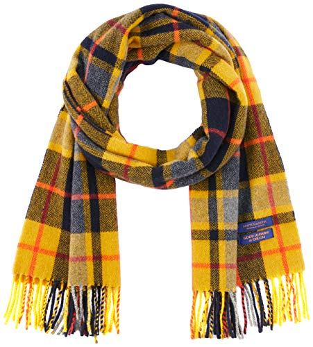 Scotch & Soda Herren Schal Classic Woven Gentleman's Scarf in Wool Blend Quality, Mehrfarbig (Combo B 0218), One Size -