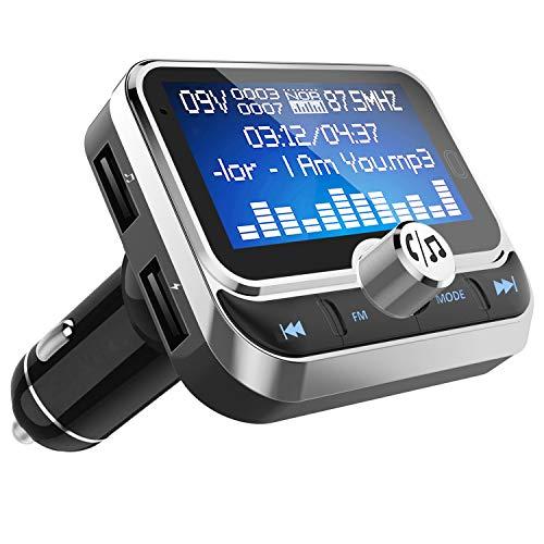 FM Transmitter,Bluetooth FM Tran...