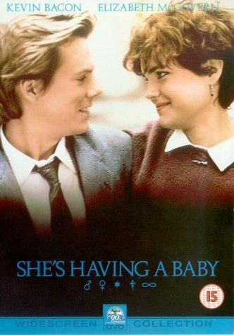 She's Having A Baby [DVD] [1988] by Kevin Bacon