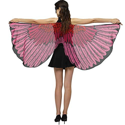 Floweworld Damen Chiffon Flügel Monarch Butterfly Wings