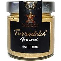Crema de Untar Turrón TURRODELIA Gourmet ALICANTE Jijona Tarro 200 g