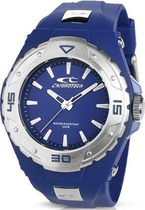 Chronotech orologio plus blu