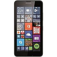Microsoft Lumia 640 SS Smartphone débloqué 4G (Ecran: 5 pouces - 8 Go - Simple Micro-SIM - Windows Phone) Noir