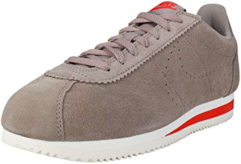 Nike Classic Cortez Suede AA3108 200 Herren Schuhe Turnschuhe Leder Männer Schuhe Sneaker Sportschuhe Wildleder