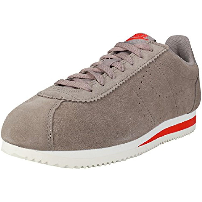Nike Classic Cortez Suede Basket Gris Chaussures Homme Homme Homme Baskets Top - B07CYTVR9M -   De Qualité  a9bfb0