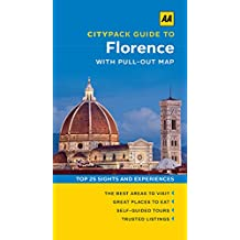 AA Citypack Florence (Travel Guide) (AA CityPack Series)