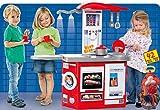 JT-Lizenzen Molto Spielküche Kinderküche Cook`n Play 36-tlg. Zubehör Licht- und Soundeffekte